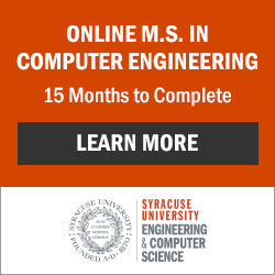 Online Engineering Degree at Syracuse University